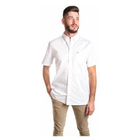 Tommy Hilfiger pánská bílá košile Poplin