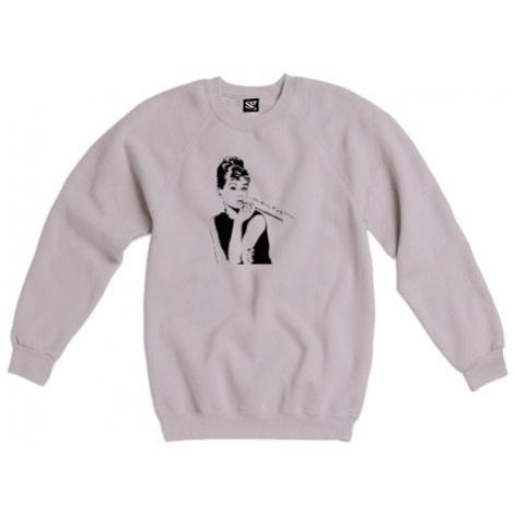 Dámská mikina bez kapuce Audrey Hepburn