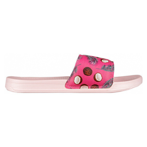 Coqui Dámské pantofle Sana CANDY PINK COCONUTS 6343-209-4100