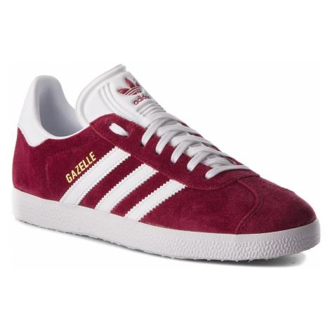 Boty adidas - Gazelle B41645 Cburgu/Ftwwht/Ftwwht