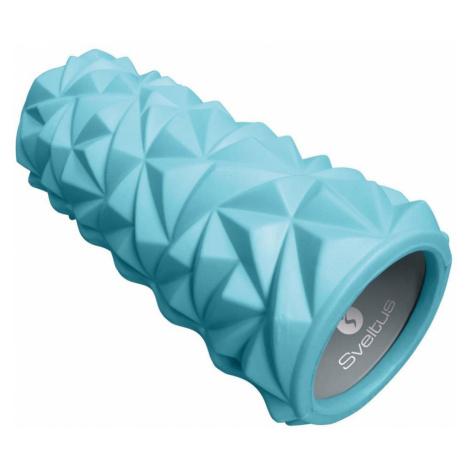 Sveltus Massage blue roller L33 cm ? 14 cm Modrá