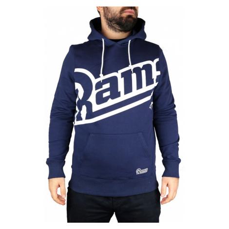 Pánská mikina s kapucí Fanatics Oversized Graphic OH Hoodie NFL Los Angeles Rams