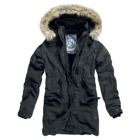 Brandit Nolita dívcí zimní bunda černá