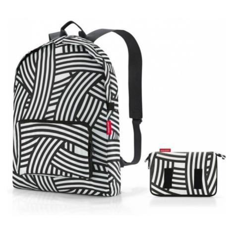 Skládací batoh Reisenthel Mini Maxi Rucksack Zebra