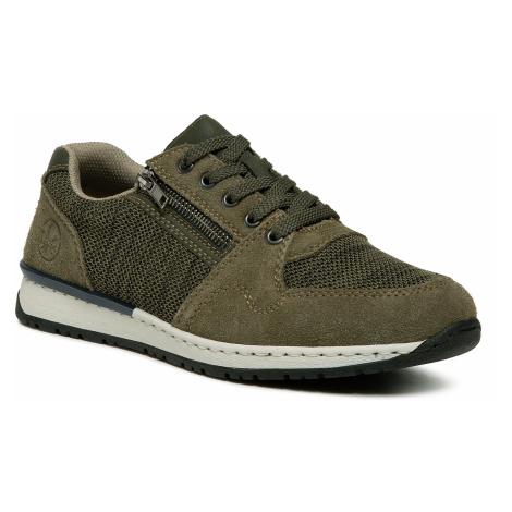 Sneakersy RIEKER - B5101-54 Grün