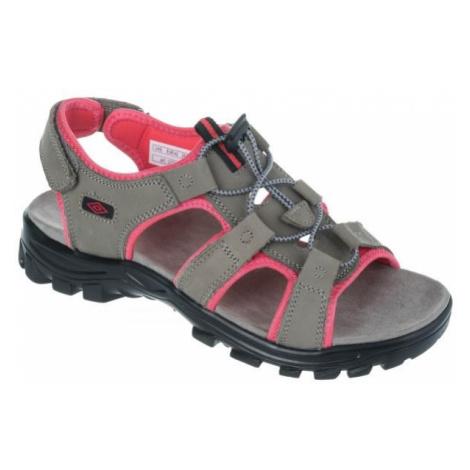 Umbro MULK šedá - Dámské sandály