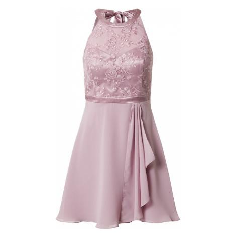 Vera Mont Koktejlové šaty růžová