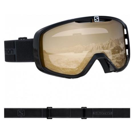 Salomon AKSIUM ACCESS černá - Unisex lyžařské brýle