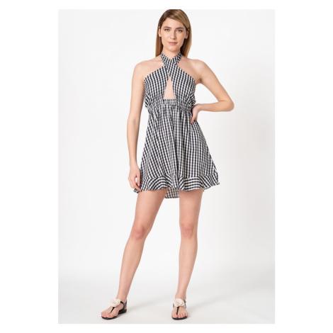 Guess GUESS dámské kostkované šaty