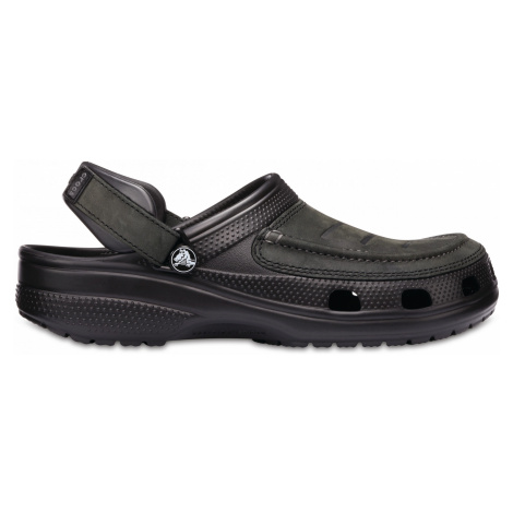 Crocs Yukon Vista Clog M Black/Black M7