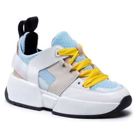 Sneakersy SCA'VIOLA - M-59 White/Blue