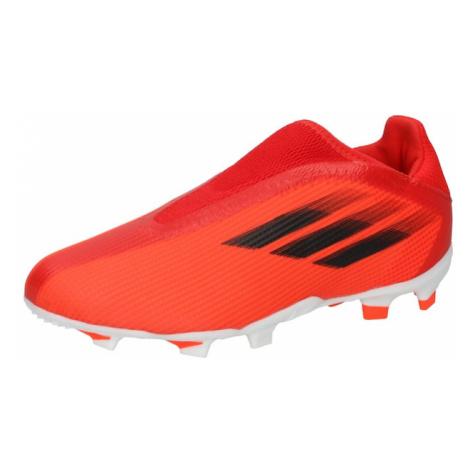 ADIDAS PERFORMANCE Sportovní boty 'X SPEEDFLOW.3' červená / oranžově červená / černá