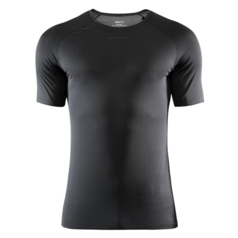 Pánské tričko CRAFT PRO Dry Nanoweigh Black