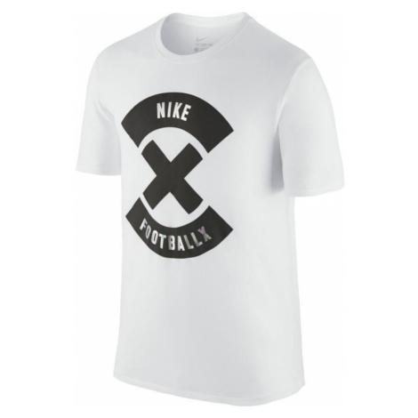 Tričko Nike Football X Tee Bílá / Černá