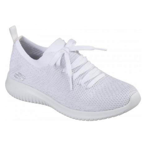 Skechers ULTRA FLEX bílá - Dámské tenisky
