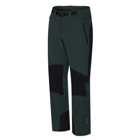 Pánské kalhoty Hannah Garwyn green gables/anthracite