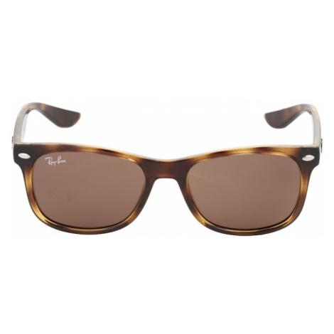 Ray-Ban Sluneční brýle 'JUNIOR NEW WAYFARER' hnědá