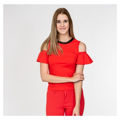 Červené tričko - PINKO