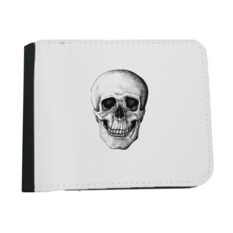Pánská peněženka Lebka