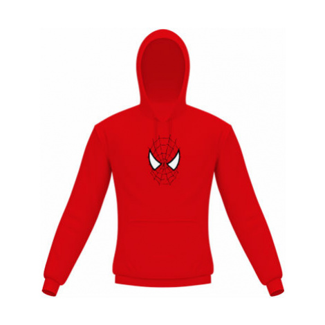 Pánská mikina s kapucí Spiderman