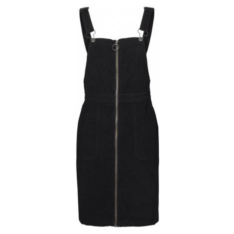 Urban Classics Laclová sukně černá