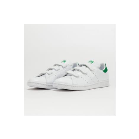 adidas Originals Stan Smith CF ftwwht / ftwwht / green