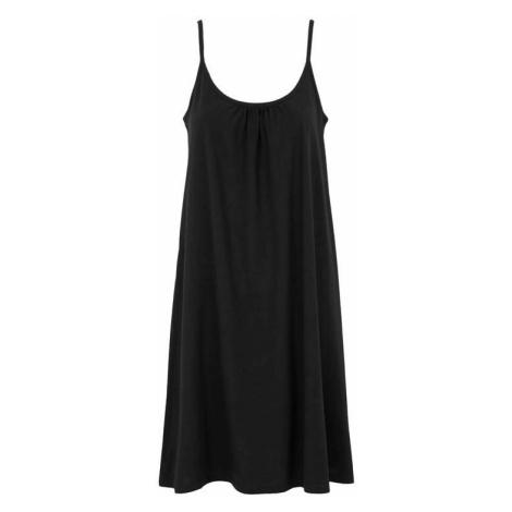 Černé plážové šaty Cellbes