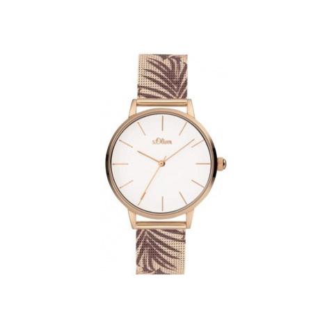 Dámské hodinky s.Oliver SO-3979-MQ