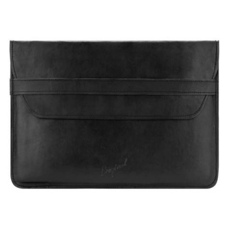 Kožené pouzdro na notebook Namek Black