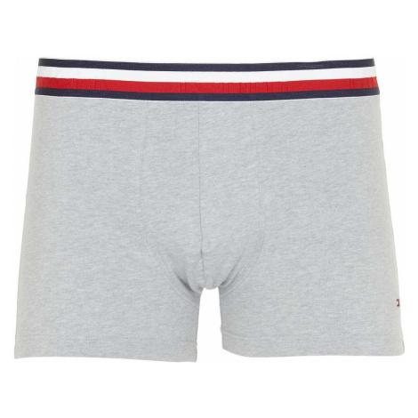 Šedé boxerky Modern Stripe Trunk Tommy Hilfiger