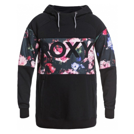 Mikina Roxy Liberty true black blooming party
