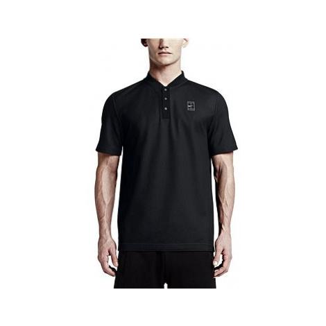 Nike Court Polo Black