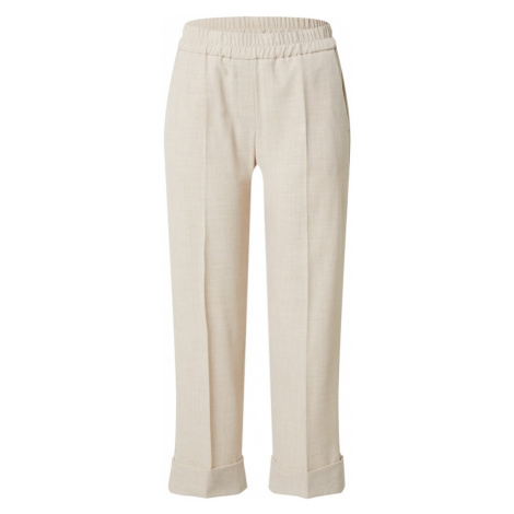 OPUS Kalhoty s puky 'Maikito' bílá