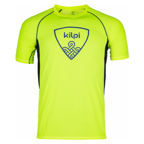 Pánské tričko KILPIITYS-M žlutá