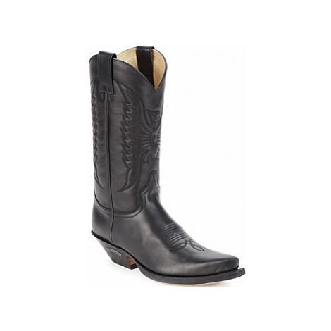 Sendra boots FLOYD Černá