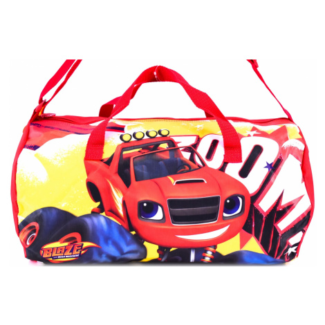 Dětská cestovní sportovní taška Blaze - červená