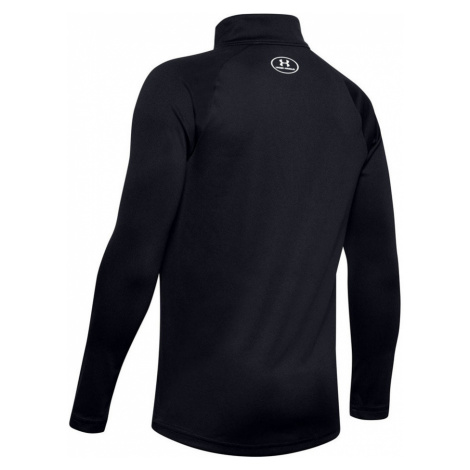 Under Armour TECH 2.0 1/2 ZIP Chlapecká mikina 1355589-001 Black