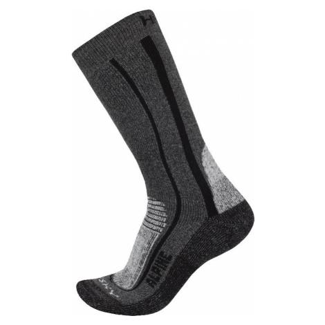 Husky Alpine černá, Ponožky