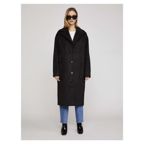 Kabát Calvin Klein Černá