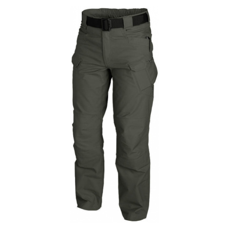 Kalhoty Helikon URBAN TACTICAL PANTS Taiga Green rip-stop REGULAR