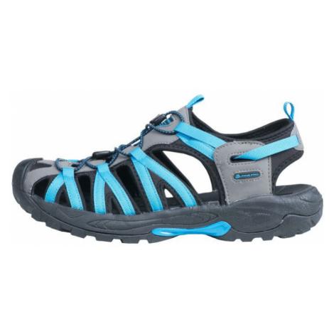 UNI letní obuv Alpine Pro LANCASTER - světle modrá