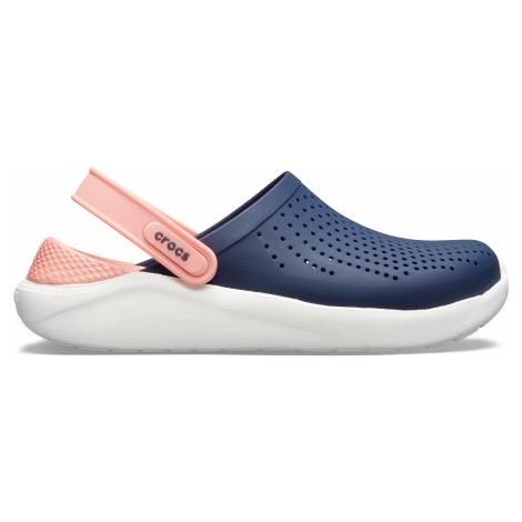 dámské pantofle Crocs Literide Clog Navy/Melon