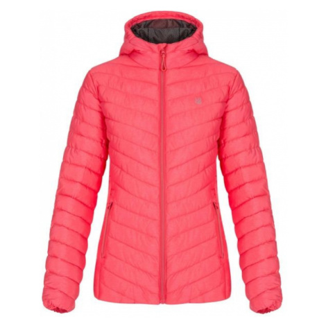 Loap IRINNA oranžová - Dámská zimní bunda