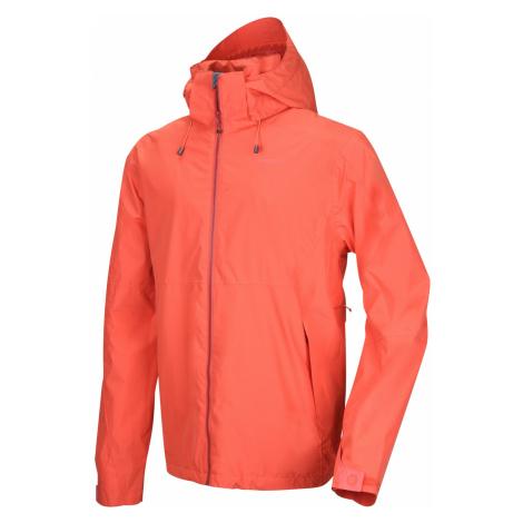 Husky Nelory M, červená Pánská outdoor bunda