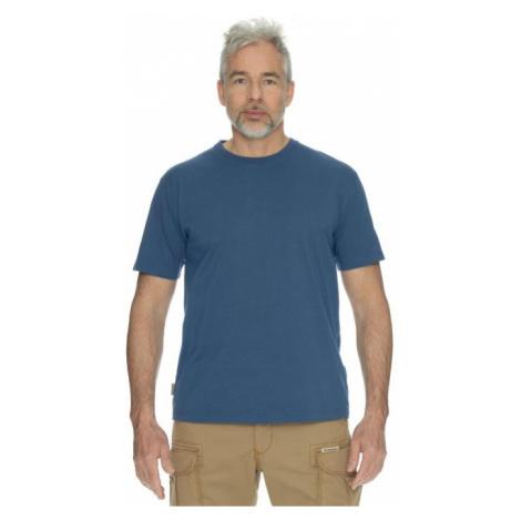 Pánské tričko BUSHMAN BASE modrá