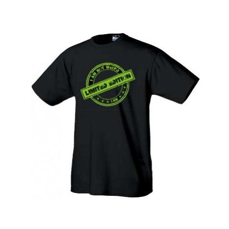 Geek tričko Limited Edition