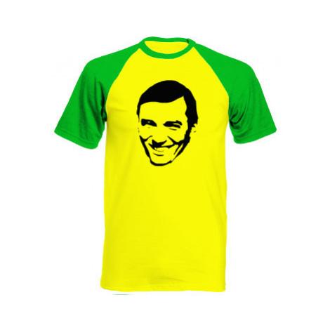 Pánské tričko Baseball Karel Gott