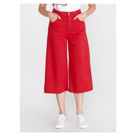 Martha 3 Kalhoty Pinko Červená