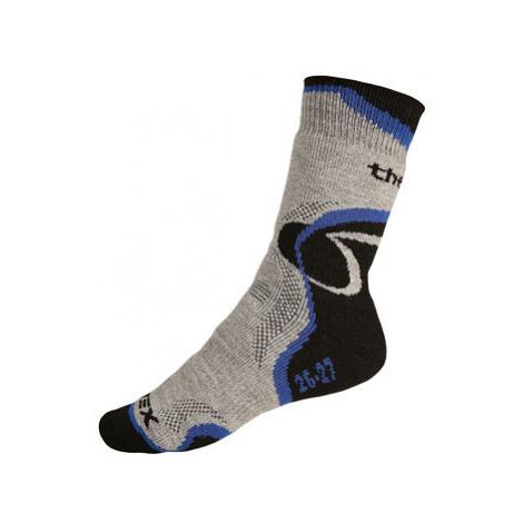 Termo ponožky Litex 9A014 | modrá