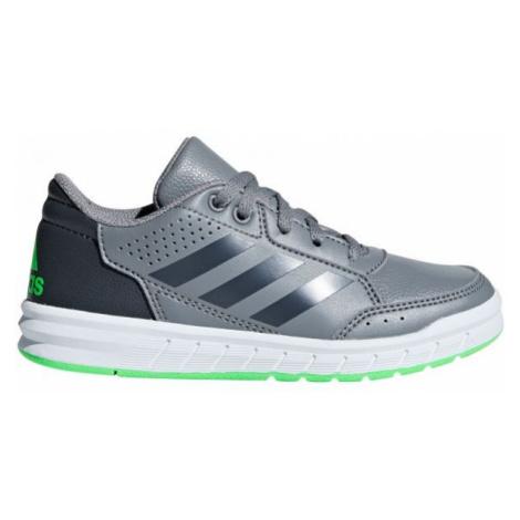 adidas ALTASPORT K šedá - Dětská volnočasová obuv